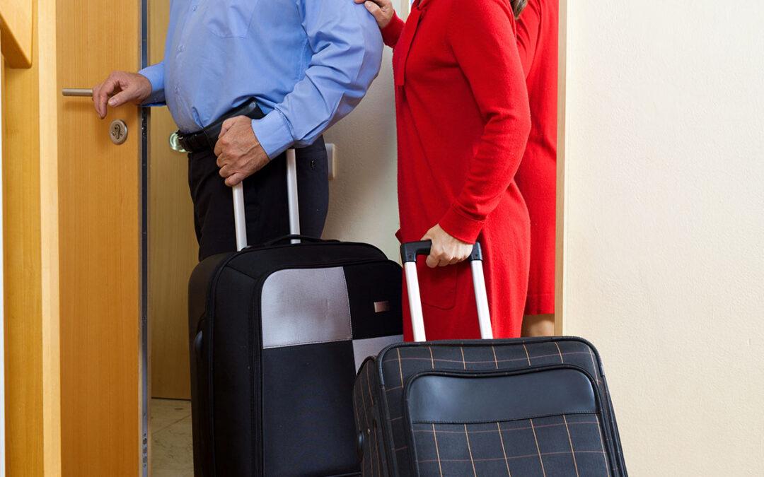 8 consejos de seguridad que debes adoptar cuando te vas de vacaciones.